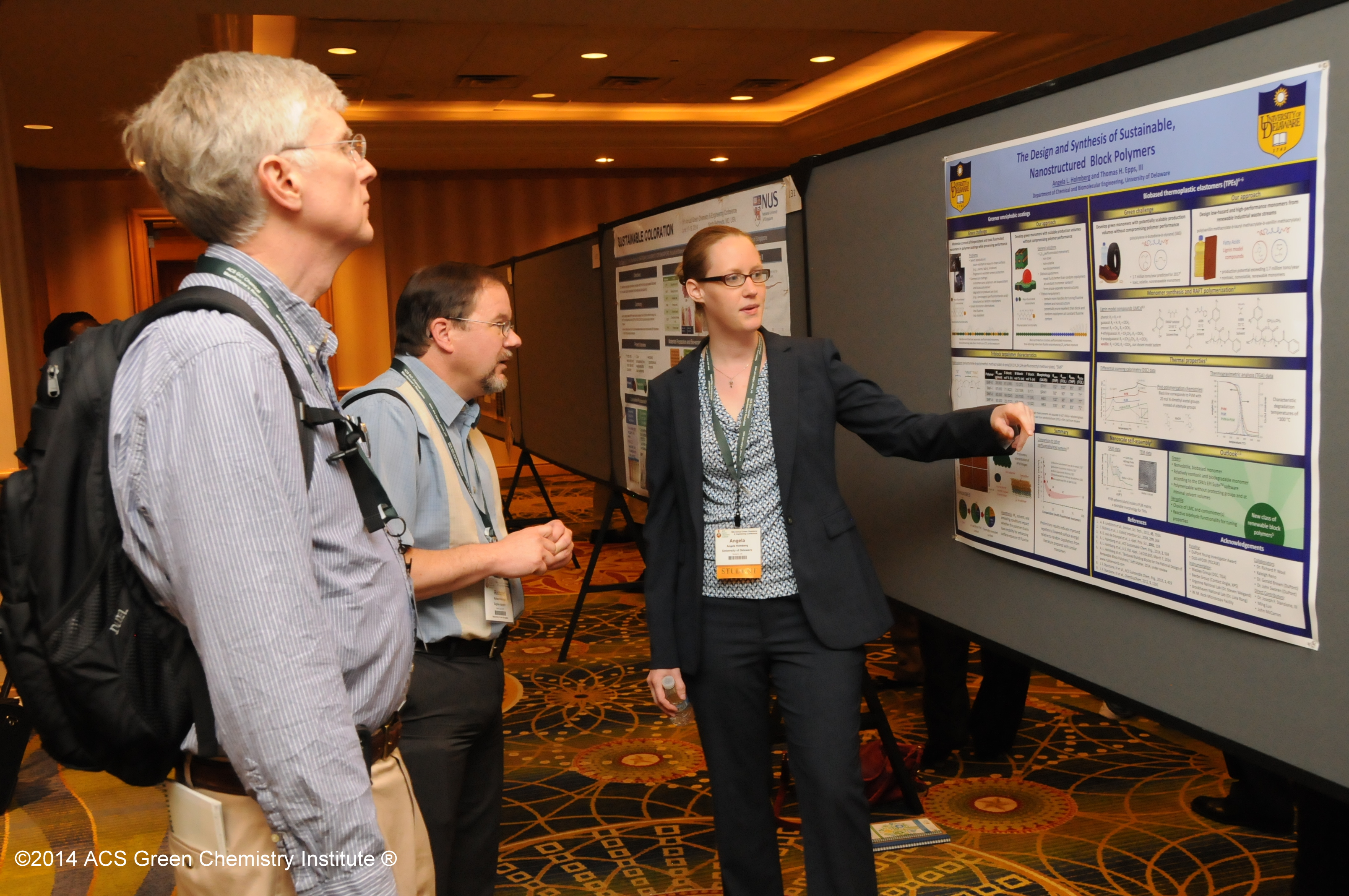 2014 GC&E Poster Session