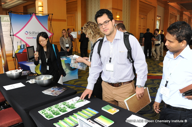 19th Annual Green Chemistry & Engineering Green Expo. Credit - Peter Cutts Photography