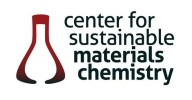 Sustainable Materials Chemistry