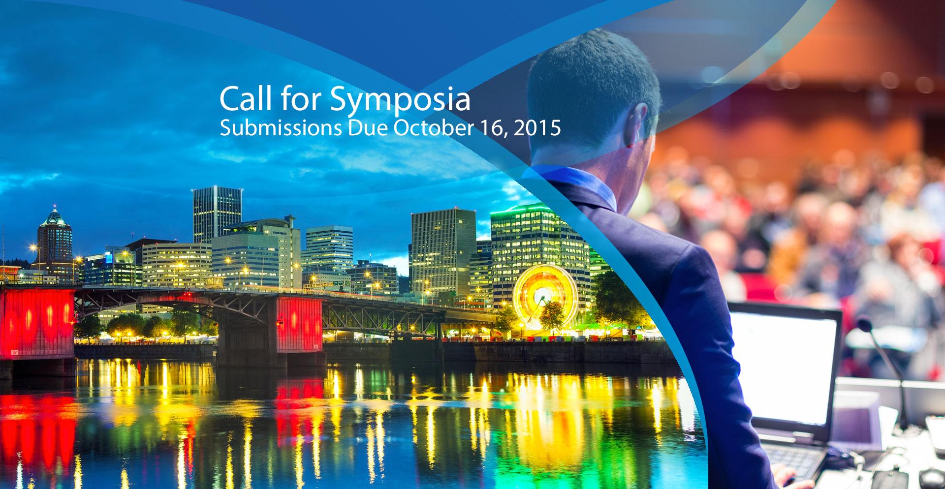 Call for Symposia