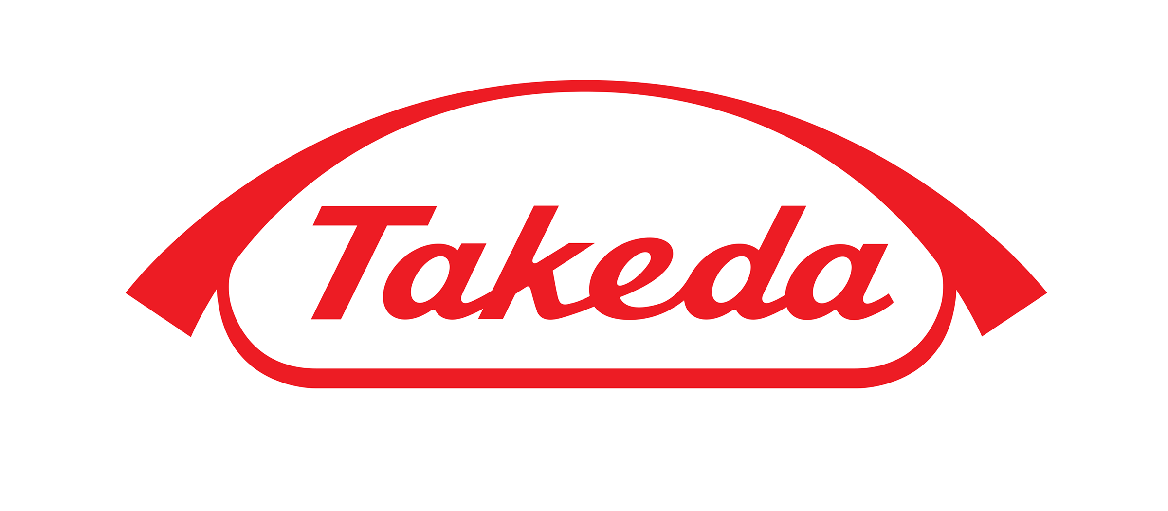 Takeda Red Logo Rs