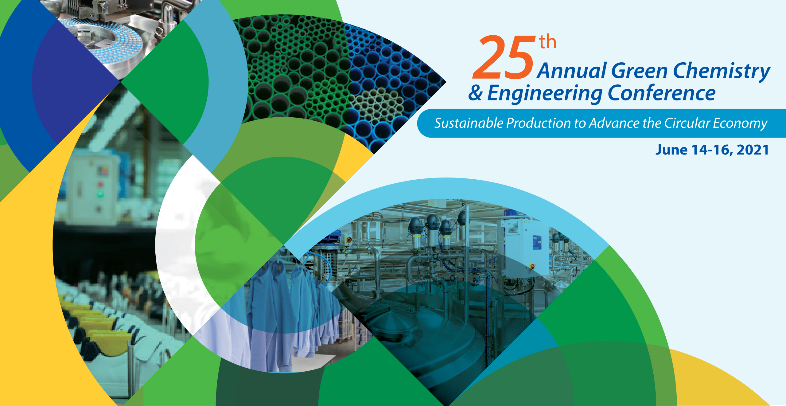 Green Chemistry Engineering Conference