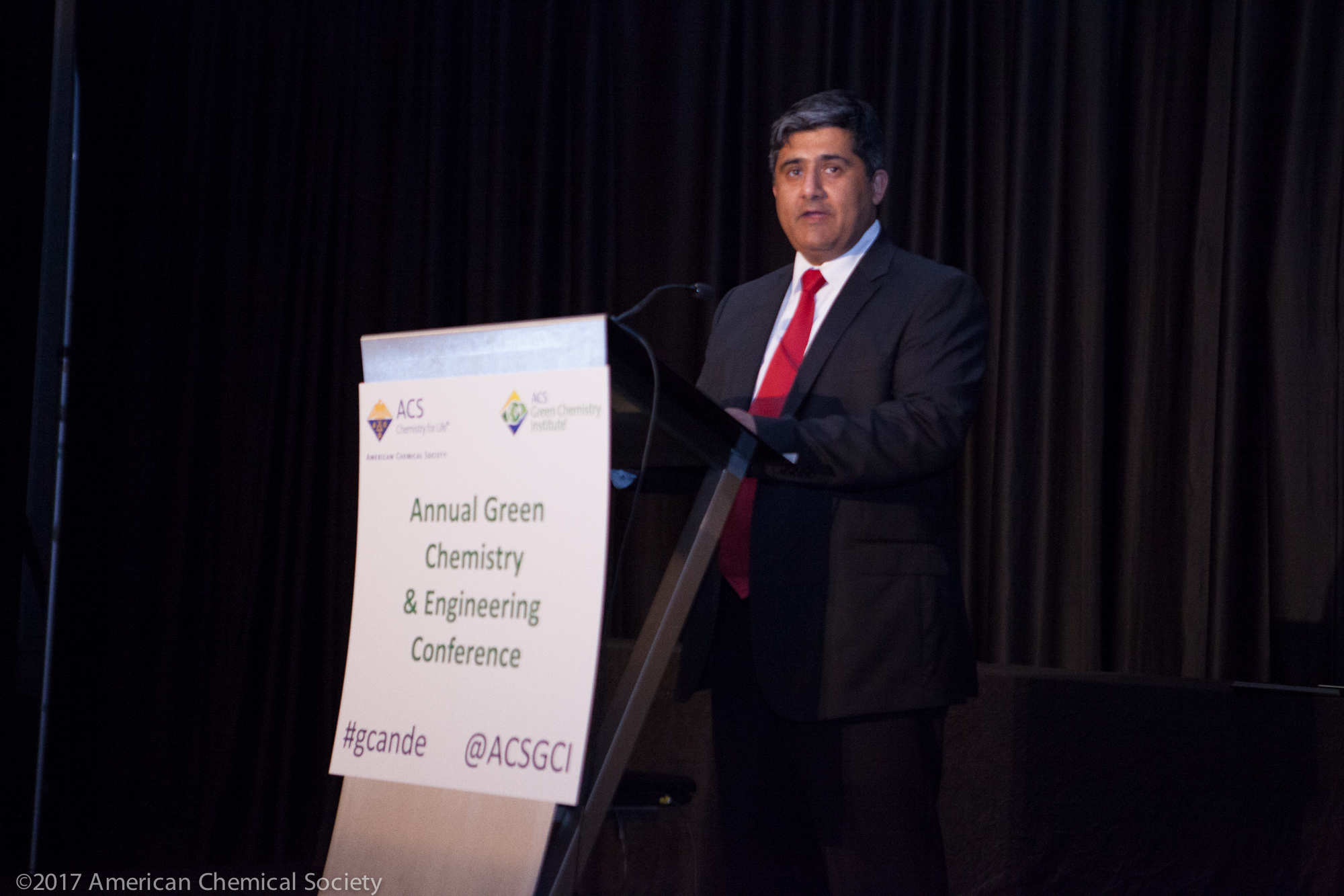 Co-Chair Amit Sehgal