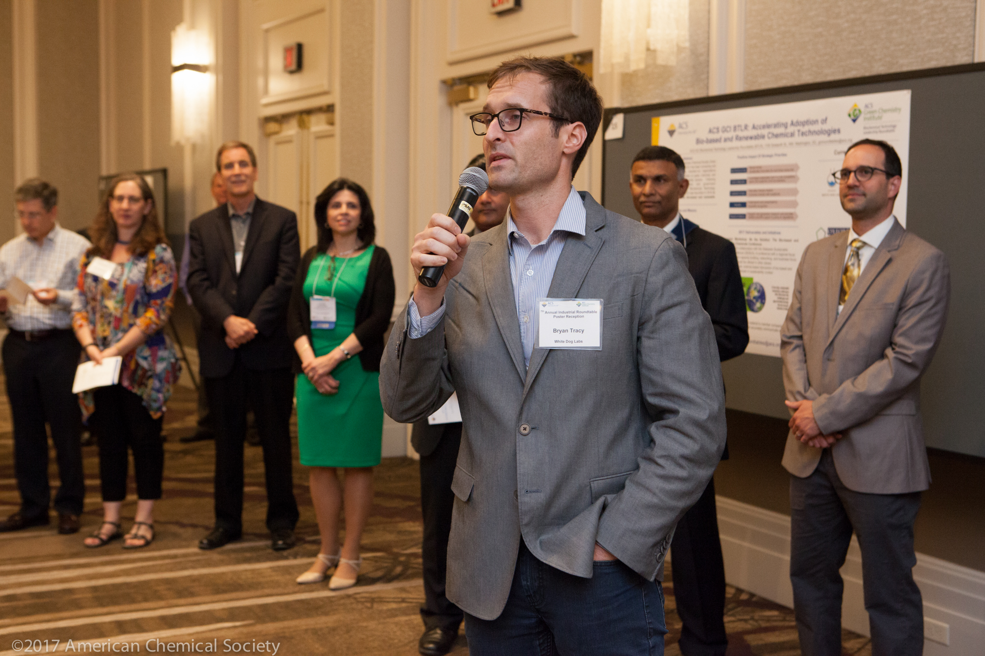 7th Annual ACS GCI Industrial Roundtable Poster Reception